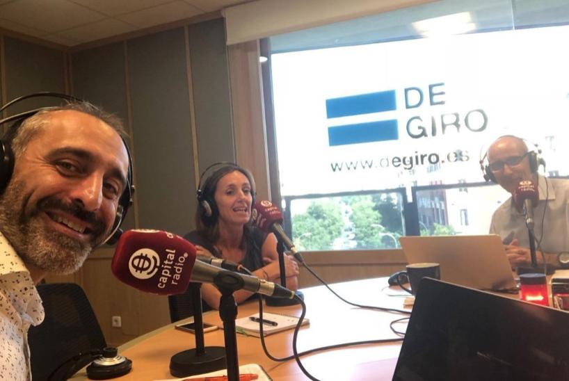 🎙️¿Economía circular en la posventa de automoción? ¡En antena, Isabel López Rivadulla, de Signus! 🎙️